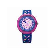 Montre Flik flak mixte Cool Feather