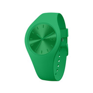 Montre Ice Watch femme medium silicone vert