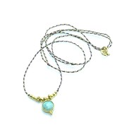 Collier Loulou Amazonite